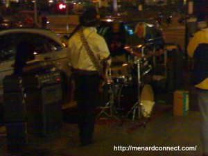 Band and Street Concert