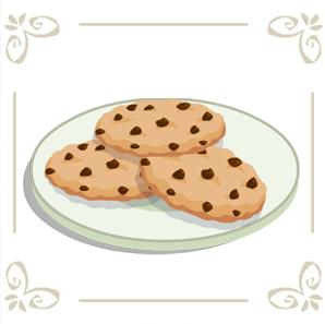 Chocolate Chunk Cookies Cafe World