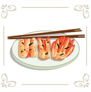 Spicy Kimchi Cafe World