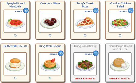 New Cafe World Gifts