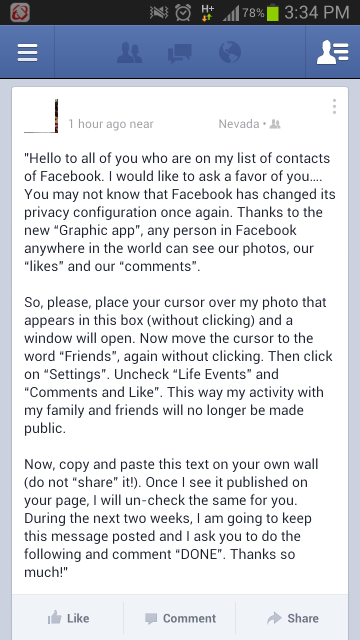 FB-mobile-app-screencap-hoax