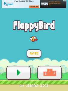 Flappy Bird Splash