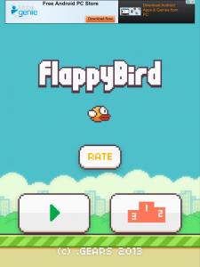 Flappy Bird Splash