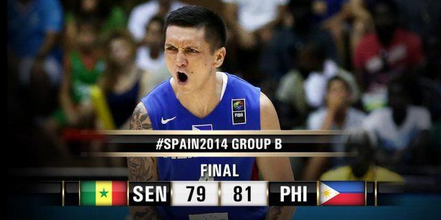 Twitter FIBA SEN PHI