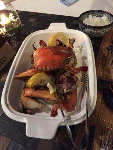 Le Chevrerie Le Atelier Seafood Platter