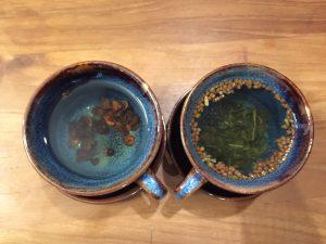 Le Chevrerie Pre and Post Spa Tea