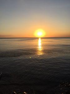 Le Chevrerie Anilao Sunset